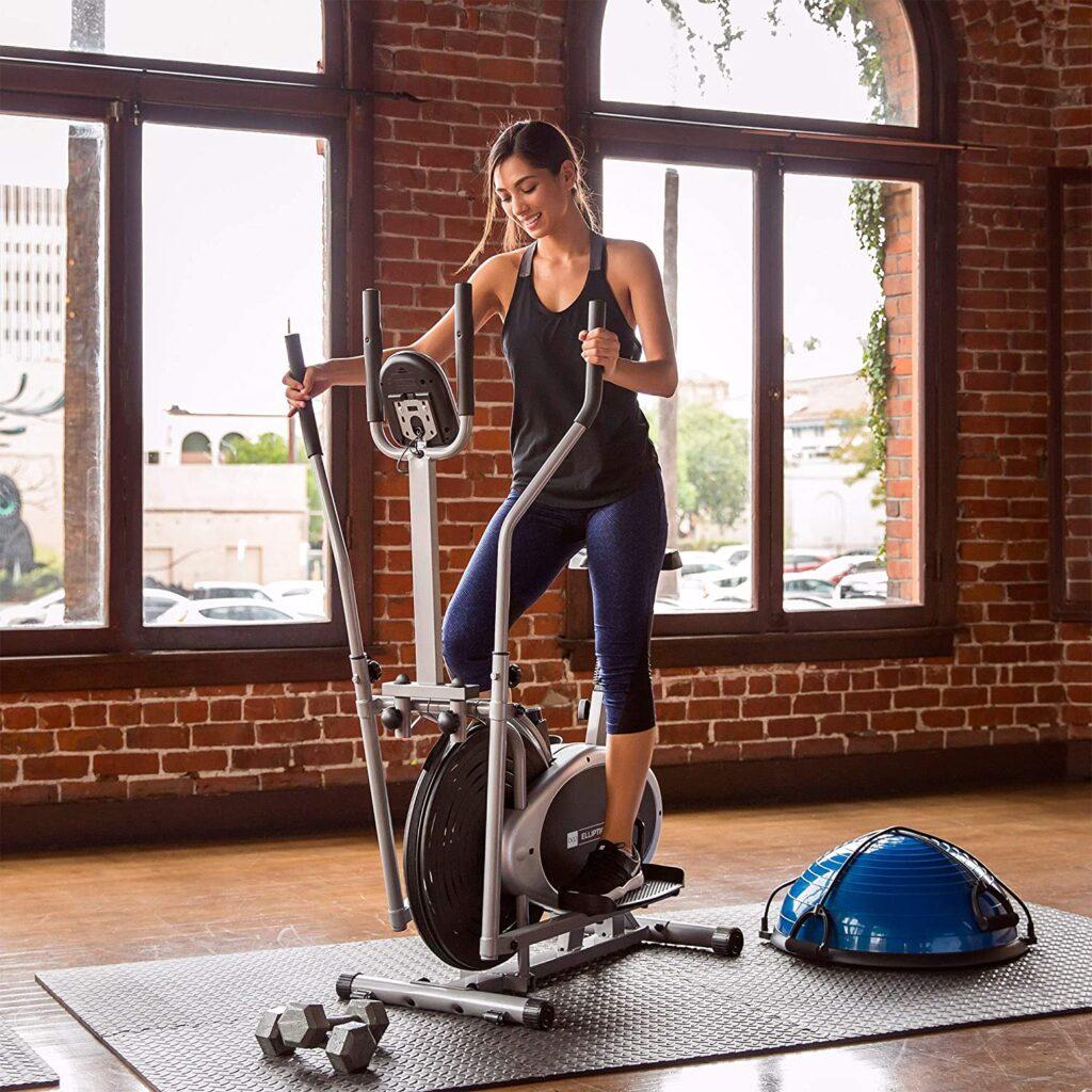 2 in 1 elliptical cross trainer & exercise bike reviews sa